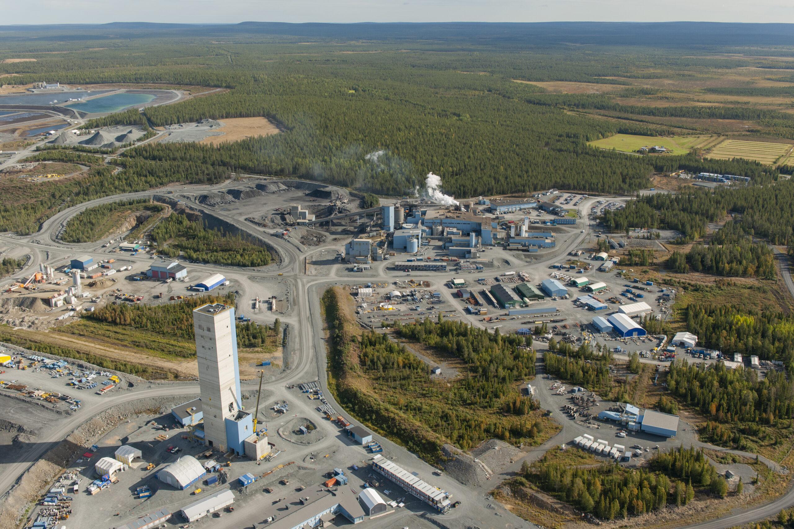 Agnico Eagle Finland Oy 20354_119_kaivosalue_laajennushanke